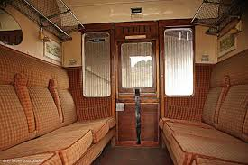 European train compartment