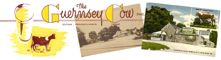 the guernsey cow, exton pa